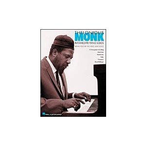 取寄 | Thelonious Monk: Intermediate Piano Collections | セロニアス・モンク (ピアノ | トランスクリプション)|msjp