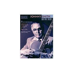取寄 | Johnny Smith: Guitar Solos | ジョニー・スミス (ギター | トランスクリプション)|msjp