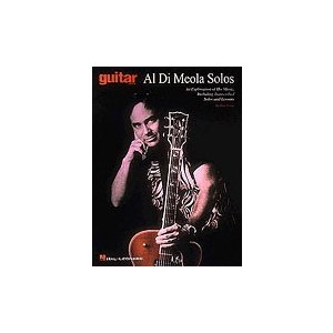 取寄 | Al Di Meola Solos | アル・ディ・メオラ (ギター | トランスクリプション)|msjp