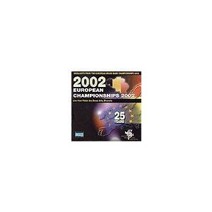 ヨーロピアン・ブラスバンド・チャンピオンシップス2002 ハイライト   ヨークシャー・ビルディング・ソサエティ・バンド他  (2枚組)  ( CD ) msjp