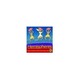 ヘミスフィアズ | ノース・テキサス・ウインド・シンフォニー  ( 吹奏楽 | CD )|msjp