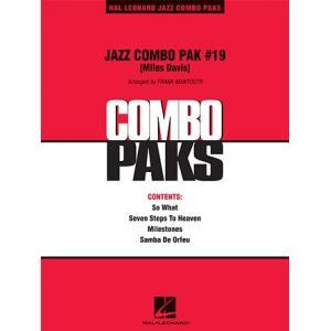 取寄 | 試聴可 | Jazz Combo Pak #19 (Miles Davis) | Miles Davis / arr.  Frank Mantooth (スモールジャズアンサンブル | セット)|msjp