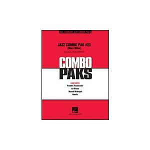 取寄 | 試聴可 | Jazz Combo Pak #23 (More Miles Davis) | Miles Davis / arr.  Frank Mantooth (スモールジャズアンサンブル | セット)|msjp