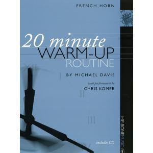 《中級者向け》 ホルンのための20分間ウォームアップ・ルーチン | Michael Davis (ホルン | メソッド・教則本)|msjp