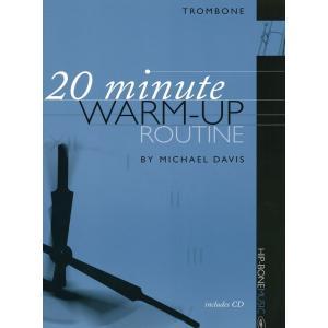 《中級者向け》 トロンボーンのための20分間ウォームアップ・ルーチン | Michael Davis...