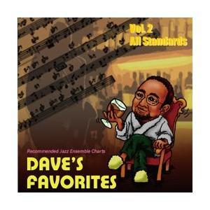 """Dave's Favorites Vol. 2 〜All Standards〜   石川ジャズオーケストラ """"ピラミッド""""  ( ビッグバンド   CD ) msjp"""