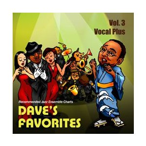 Dave's Favorites Vol. 3 〜Vocal Plus〜 | グローバル・ジャズ・オ...