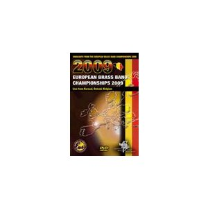 取寄 | ヨーロピアン・ブラスバンド・チャンピオンシップ2009 ハイライト  (2枚組)  ( DVD-PAL形式 )|msjp