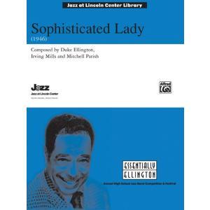 取寄 | Sophisticated Lady | Duke Ellington / transcribed by David Berger  ( ビッグバンド | 楽譜 )|msjp