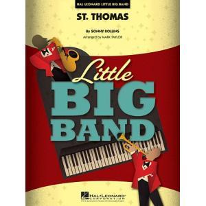 [取寄] [試聴可] St. Thomas | Sonny Rollins / arr. Mark Taylor  ( ビッグバンド | 楽譜 )|msjp