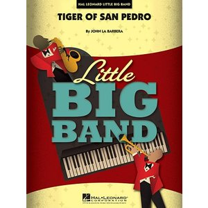 [取寄] [試聴可] Tiger of San Pedro | John La Barbera  ( ビッグバンド | 楽譜 )|msjp