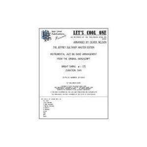 取寄 | 試聴可 | Let's Cool One | Thelonious Monk / arr. Oliver Nelson  ( ビッグバンド | 楽譜 )|msjp
