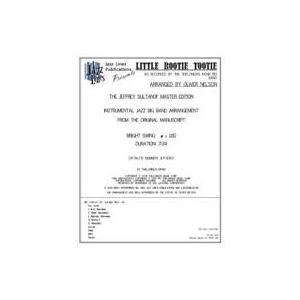 取寄 | 試聴可 | Little Rootie Tootie | Thelonious Monk / arr. Oliver Nelson  ( ビッグバンド | 楽譜 )|msjp