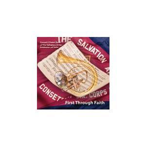 取寄   First Through Faith   Consett Citadel Band of The Salvation Army  ( CD ) msjp