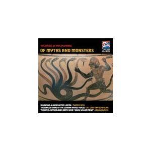 フィリップ・スパーク吹奏楽作品集    神話と幻獣:フィリップ・スパーク吹奏楽作品集 ( 吹奏楽   CD ) msjp