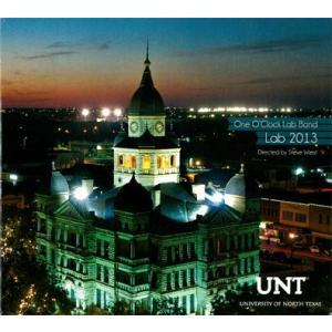 LAB 2013 | University of North Texas One O'Clock Lab Band  ( ビッグバンド | CD )