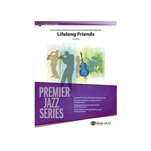 取寄 | 試聴可 | Lifelong Friends | Kris Berg  ( ビッグバンド | 楽譜 )|msjp