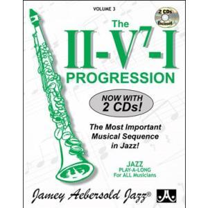 ジェイミー・プレイアロング Vol. 3:II/V7/I (トゥーファイブワン)進行 (2枚組) ( | マイナスワン)|msjp
