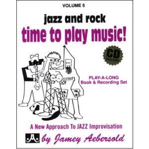 ジェイミー・プレイアロング Vol. 5:タイム・トゥ・プレイ・ミュージック( | マイナスワン)|msjp
