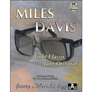 ジェイミー・プレイアロング Vol. 7:マイルス・デイヴィス( | マイナスワン)|msjp