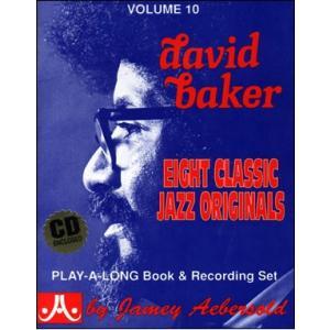 ジェイミー・プレイアロング Vol. 10:デイヴィット・ベイカー( | マイナスワン)|msjp