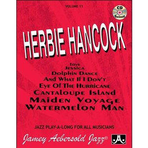 ジェイミー・プレイアロング Vol. 11:ハービー・ハンコック( | マイナスワン)|msjp