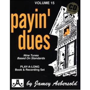 ジェイミー・プレイアロング Vol. 15:ペイイン・デューズ( | マイナスワン)|msjp