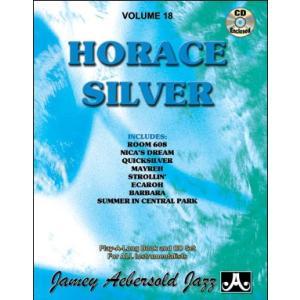 ジェイミー・プレイアロング Vol. 18:ホレス・シルヴァー (2枚組) ( | マイナスワン)|msjp