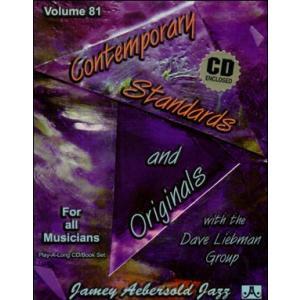 ジェイミー・プレイアロング Vol. 81:デイヴ・リーブマン〜コンテンポラリー・スタンダードとオリ...