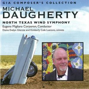 マイケル・ドアティ作品集 | ノース・テキサス・ウインド・シンフォニー 他  (3枚組)  ( 吹奏楽 | CD )|msjp