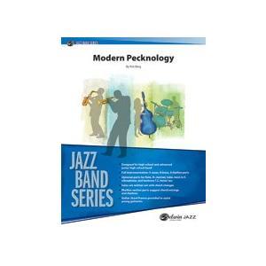 取寄 | 試聴可 | Modern Pecknology | Kris Berg  ( ビッグバンド | 楽譜 )|msjp