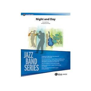 取寄 | 試聴可 | Night and Day | Cole Porter / arr. Kris Berg  ( ビッグバンド | 楽譜 )|msjp