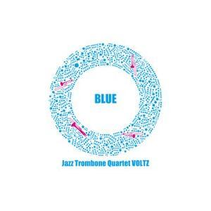 Blue | Jazz Trombone Quartet VOLTZ ( CD )