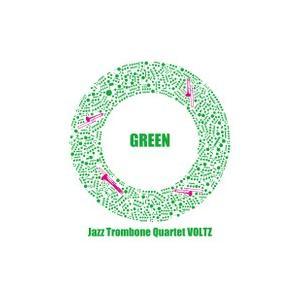 Green | Jazz Trombone Quartet VOLTZ  ( CD )|msjp
