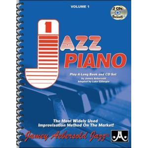 ジェイミー・プレイアロング Vol. 1:ジャズとアドリブの演奏法(ピアノ用)(   マイナスワン) msjp
