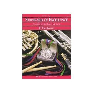 [取寄] Standard of Excellence Book 1 - Eb Baritone Saxophone | Bruce Pearson (吹奏楽 | メソッド・教則本)|msjp