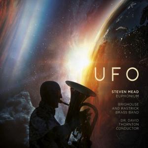 UFO | スティーヴン・ミード(ユーフォニアム) with ブリッグハウス&ラストリック・バンド  ( CD )|msjp
