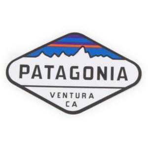 パタゴニア ステッカー フィッツロイクレスト B PATAG...
