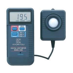 共立電気計器 MODEL 5202 デジタル照度計|msm