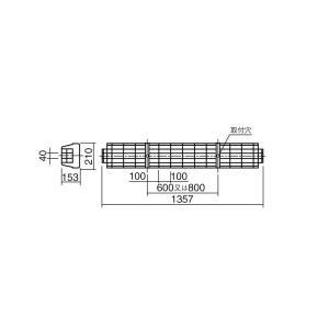 パナソニック FK41534 ガード FHF32形/FLR・FL40形用|msm