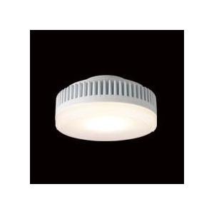 東芝 LDF8N-H-GX53/3 LEDユニットフラット形 昼白色 広角 8.0W 白熱電球100W相当 『LDF8NHGX533』  msm