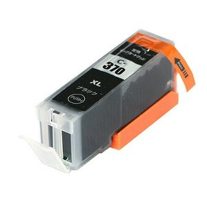 BCI-370XLPGBK キャノン 互換インク ブラック ×1 CANON msmart