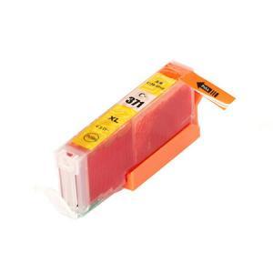 BCI-371XLY キャノン 互換インク イエロー ×1 CANON msmart