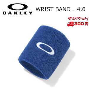 オークリー リストバンド ロング 4.0 OAKLEY WRIST BAND L 4.0  トレーニ...
