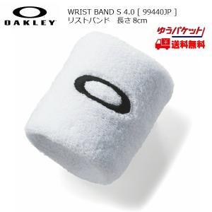 オークリー OAKLEY リストバンド ショート ホワイト WRIST BAND S 4.0 WHITE 99440JP 100 [99440JP-100]|msp-net
