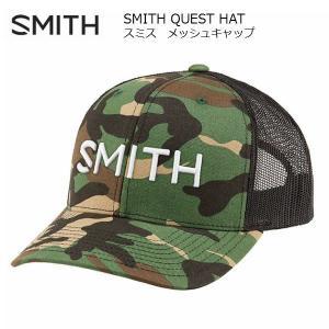 スミス メッシュキャップ SMITH QUEST HAT CAMO [011305080]|msp