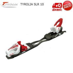 チロリア ビンディング TYROLIA SLR10 WHITE RED [114057]
