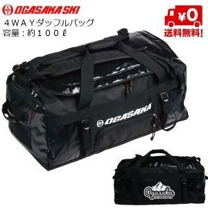 オガサカ 4way ダッフルバッグ OGASAKA 4WAY ダッフルBAG/N [148]|msp