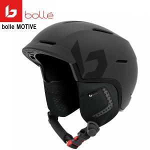 ボレー スキー ヘルメット bolle MOTIVE Full Black [31725]|msp