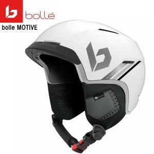 ボレー スキー ヘルメット bolle MOTIVE Matte White [31731]|msp